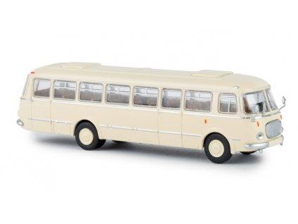 ARCHIV H0 - autobus Škoda 706 RTO béžový / Brekina 58250