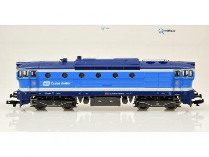 353530 archiv tt dcc zvuk dieselova lokomotiva 754 cd brejlovec najbrt roco 36401