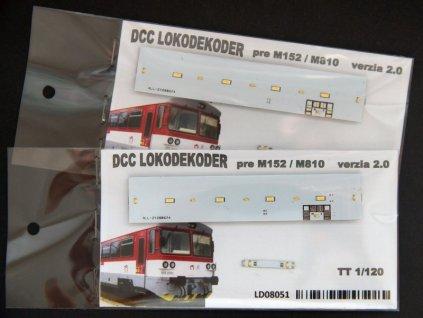 dcc lokodekoder pre m152 810