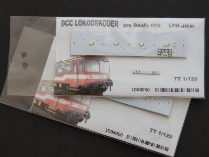 dcc lokodekoder pre baafx 010
