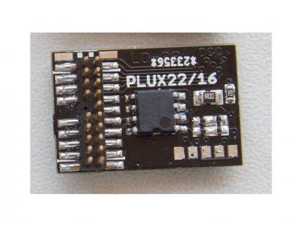 dcc lokodekoder plux22 kopie
