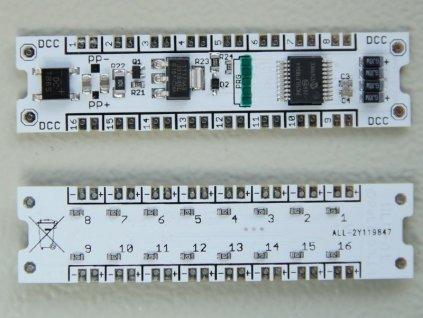 univerzalny modul pre osvetlenie