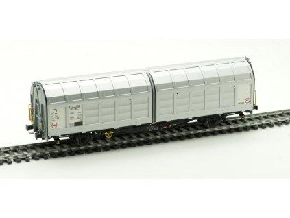 H0 - vůz Hbbillns ŽSR Ep. V aluminium / Albert-Modell 245022