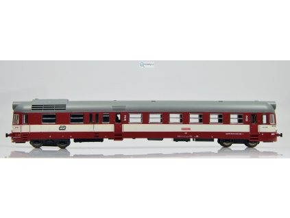 TT - motorový vůz 850 050 ČD / MTB