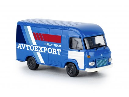 H0 - auto Avia A30  Furgon Avtoexport / Brekina 14632