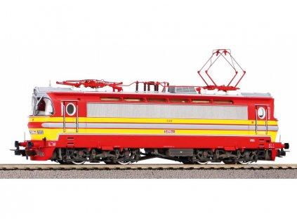 "H0 - elektrická lokomotiva S499 ""Laminátka"" ČSD / PIKO 51380"