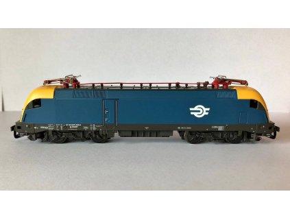 TT - elektrická lokomotiva Taurus MAV H-Start VI / PIKO 47437