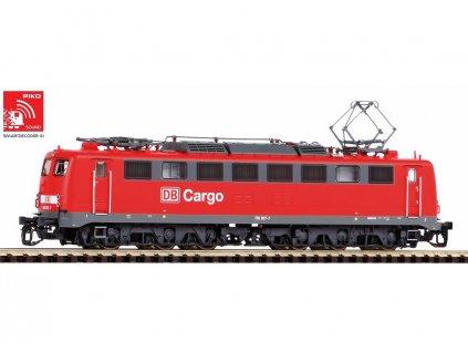 TT - DCCC/ZVUK elektrická lokomotiva BR 150 DB AG / PIKO 47461