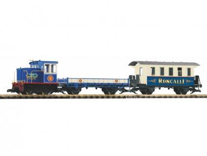 G - Start Set Güterzug Roncalli R/C/ PIKO 37154