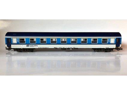 H0 -   osobní vůz ČD 1. třídy Y/B-70, tř. A, Najbrt / Roco 64860