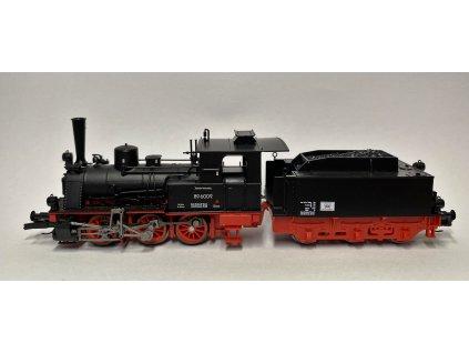 TT - parní lokomotiva 89 6009  DR, Ep. III Nová forma / Tillig 04230