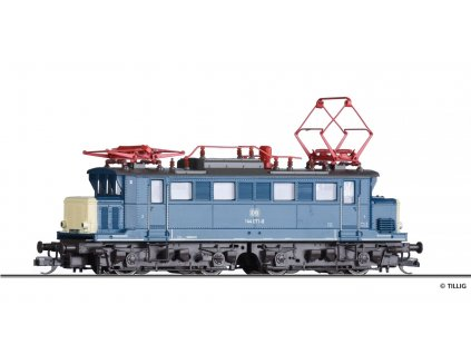 TT - elektrická lokomotiva BR 144  DB, Ep. IV / Tillig 04428