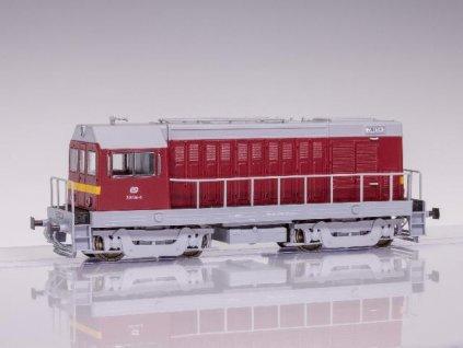H0 - dieselová lokomotiva řady 720 134-6 ČD Hektor, Ep. IV / PMT 30514