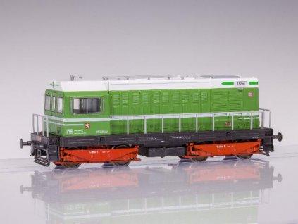 H0 - dieselová lokomotiva T435 ČSD ,,Agrárník,, Ep. III / PMT 30587