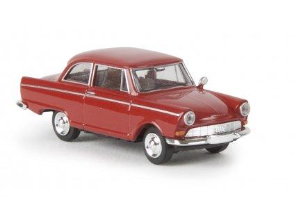 H0 - auto DKW Junior rot, / Brekina 28111