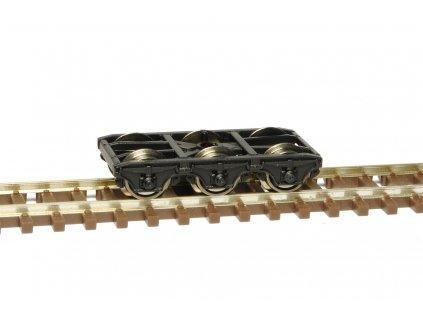 TT - Stavebnice 2ks podvozku 42-3, 2 kusy / SDV 12096