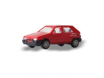 444659 h0 skoda favorit cerveny stavebnice igra model 67918102