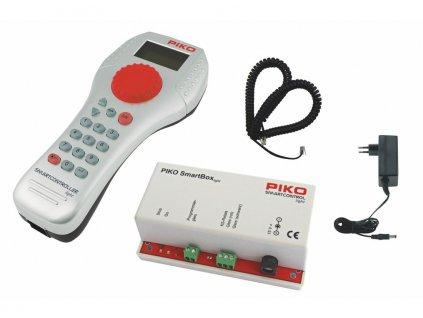 DCC centrála s ovladačem SmartControl light Basis Set bez krabičky / PIKO 55017