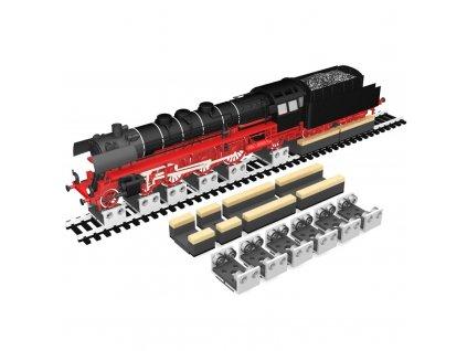 H0 - čistící set na dvojkolí lokomotiv se 6 rolnami / Proses PRR-HO-06