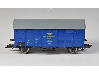 350566 tt vuz postovni praha modry ztr glm csd loco 3032 2