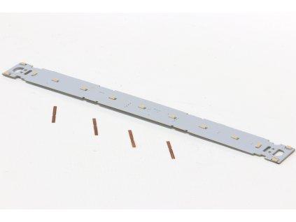 TT - osvětlení vozů Bai DCC i analog, s plíšky / IGRA MODEL 99110001