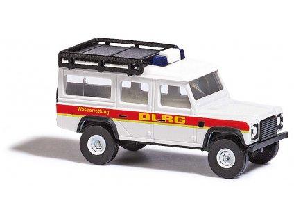 N - terénní automobil Land Rover DLRG / Busch 8381