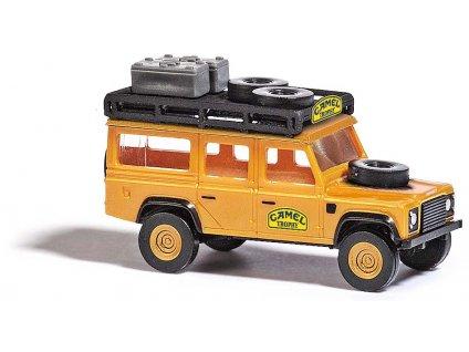 N - terénní automobil Land Rover Camel Trophy / Busch 8382