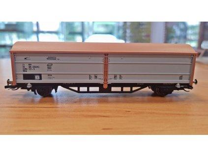 TT - krytý nákladní vůz Hbis-t 297, ZSSK, ep. VI / PSK 3957