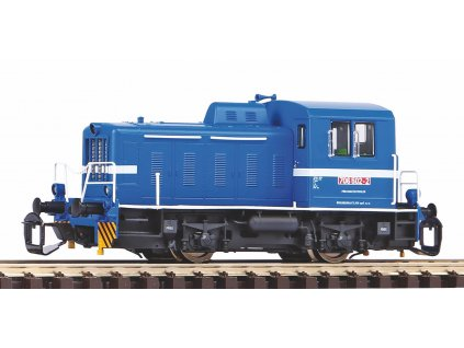 TT - dieselová lokomotiva TGK2 T203 KALUGA CZ Ep., Ep.VI modrá / PIKO 47523