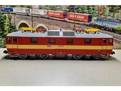 452999 h0 dcc zvuk elektricka lokomotiva rady 372 bastard csd roco 71222