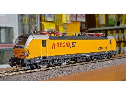 H0 - elektrická lokomotiva řady 193 REGIOJET Vectron / ROCO 73216