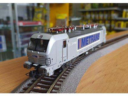 H0 - elektrická lokomotiva řady 383 METRANS Vectron / ROCO 71946