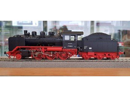 H0 - DCC/ZVUK parní lokomotiva 37 1009 DR / ROCO 71212