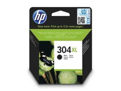 Cartridge HP 304XL Black Original Ink Cartridge, N9K08AE / HP 34313333