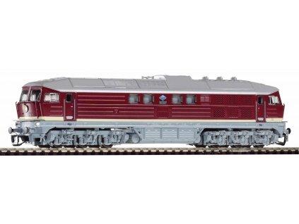 TT - dieselová lokomotiva BR 131 DR Ep. IV Ragulin / PIKO 47327