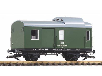 G - zavazadlový vůz Pwg 88 DR IV / PIKO 37840