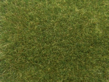 Divoká tráva, statická, středně zelená 9 mm / NOCH 07118