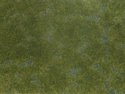 Travní foliáž s drny tmavě zelená / NOCH 07252