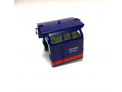 H0 - ND kabina k dieselové lokomotivě 745 502-5 RailTrans (ze setu 51134) / ROCO 124027