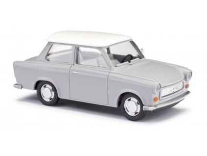 H0 - Trabant, šedý / Busch 53109