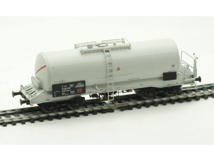 H0 - cisternový vůz Zas-z BIH-ZFBH, světle šedá, ep. VI  / Albert-Modell 785009