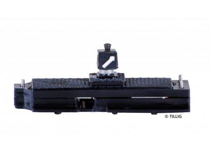 H0 - přestavník pro pravé výhybky / Tillig 82511