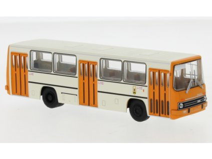 H0 - autobus Ikarus 260 city bus, BVB Berlin, 1985 / Brekina 59801