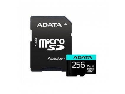 adata 256gb premier pro microsdxc r w up to 100 80 s