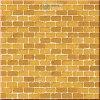 H0/TT - Cihlové zdivo žluté - papírové, okr 1ks / Auhagen 50510