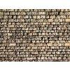 TT - Zdivo karton kamenné kvádry / NOCH 57740