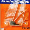 TT - Spojovník kolejí, balení 30 ks / KUEHN 72720