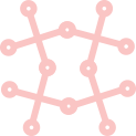 crosslinked