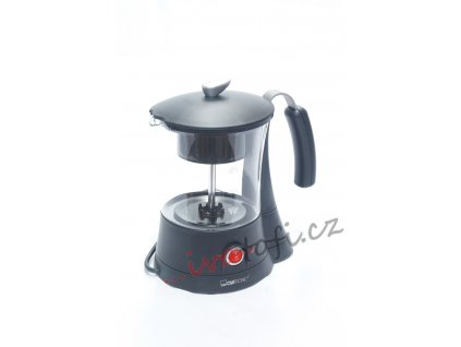 Moka konvice a french pressy
