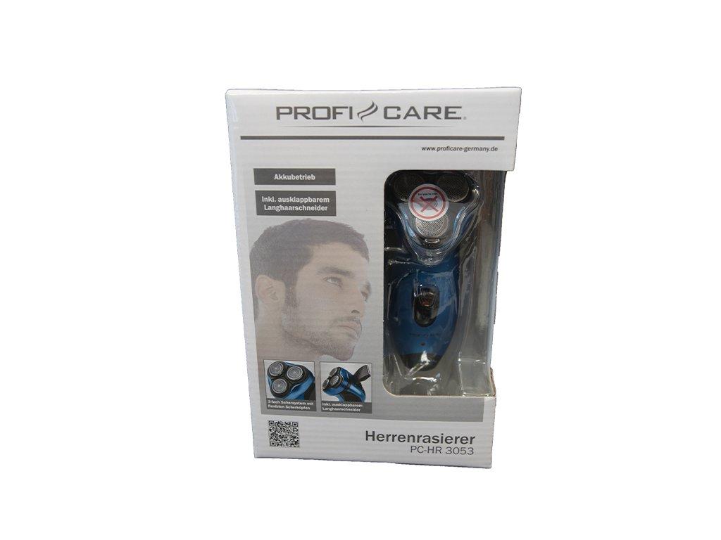 Holící strojek ProfiCare - HR 3053 Modrý